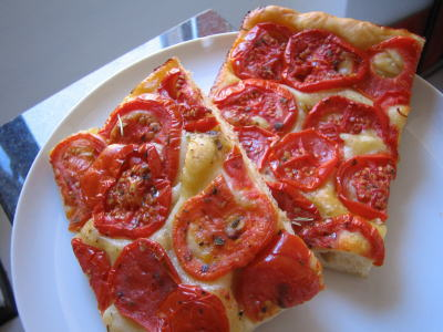 切り売りピザ
