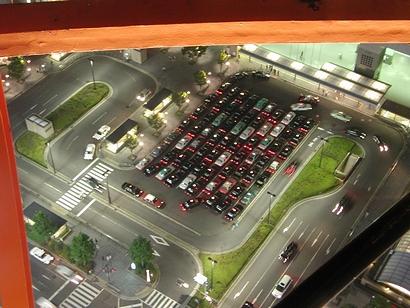 タクシー整列しすぎ