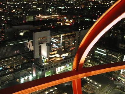 京都駅周辺が最も綺麗だったりね