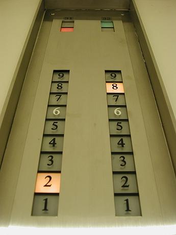 ここは6階