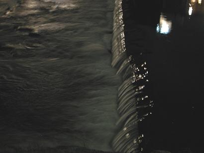 鴨川ツルツルだった