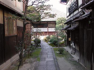 この静けさが京都っぽいと思う