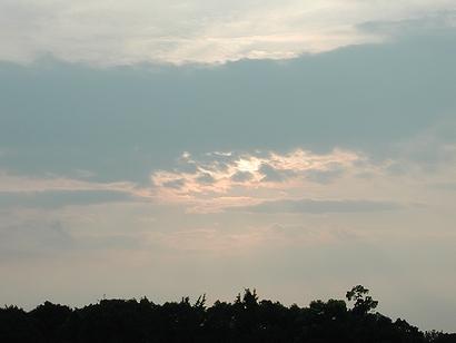 空は今日も綺麗