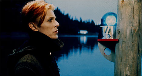 bowie the man...