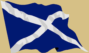 scottisf flag