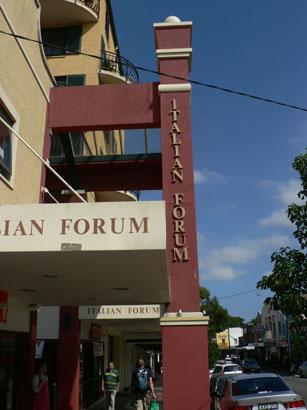 Italian forum