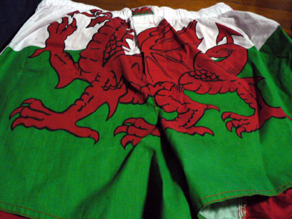 welsh pants