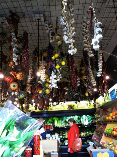balmain flower shop