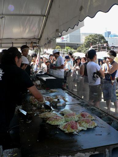 JPN fes Okonomiyaki