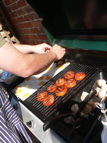 boxing day bbq
