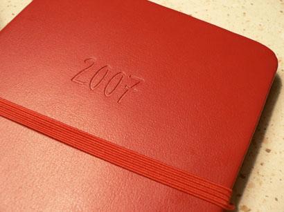 diary 2007