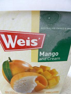 mango & cream