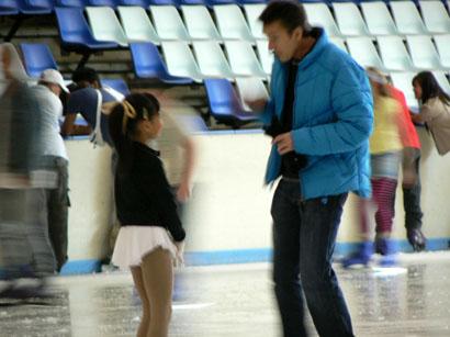 スケート アジアン