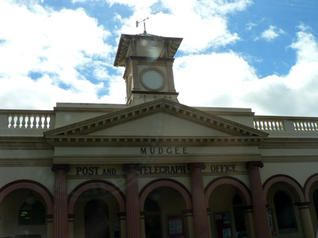 mudgee post office