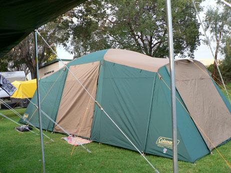 A&K tent