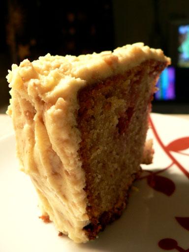 ラズベリー・ケーキ