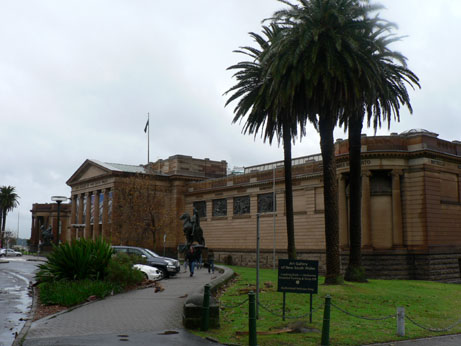 NSW art