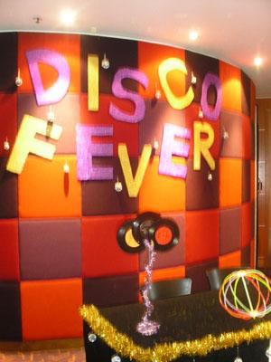 disco theme