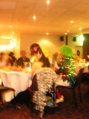 xmas party table3