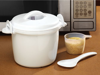 plastic rice cooker
