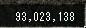 ついに90M