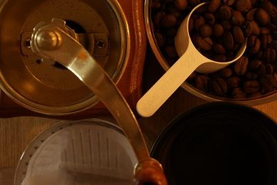 コーヒーミル。