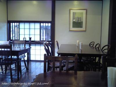 オーブンミトンカフェ◇店内