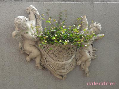 ベランダの花 ワイヤーjpg