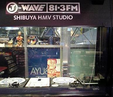 渋谷HMVスタジオ