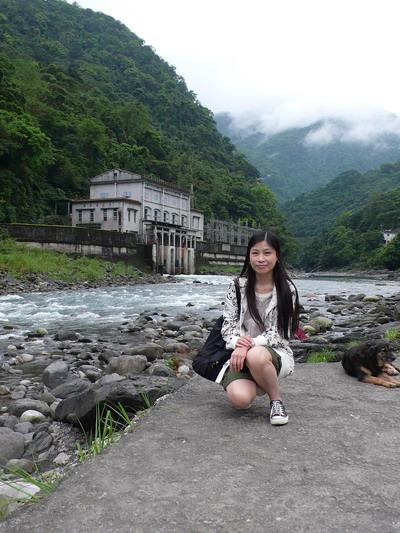 Me at 烏來2