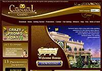 カーナバルカジノの評価