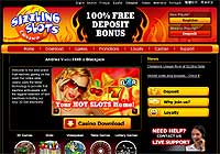 シズリングスロッツカジノの評価