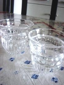 記念に買ったグラス