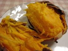 安納芋の焼き芋♪