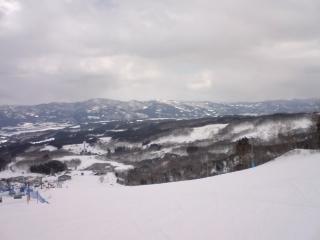 雪がドッサリ☆矢島スキー場