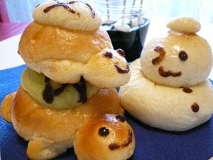 可愛いパンたち☆