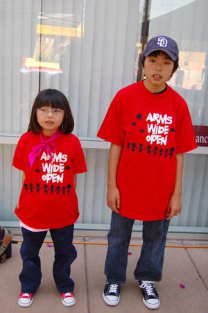 KE_Red T-Shirts