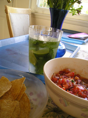Cooking_Mohito&Salsa