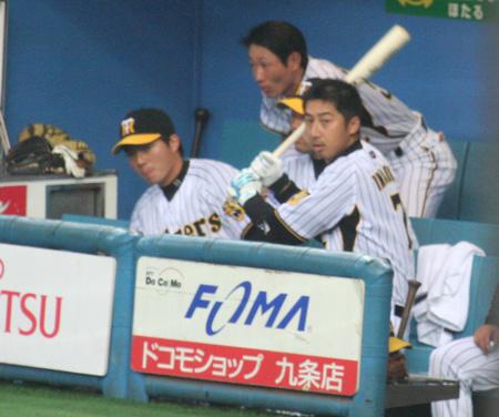 京セラドームオープン戦⑮