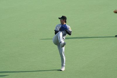 井川選手③