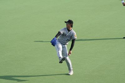 井川選手④