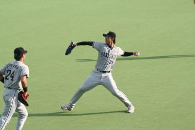 井川選手⑤