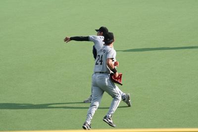 井川選手⑥