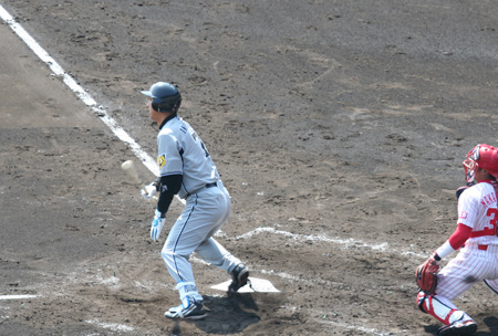 倉敷オープン戦⑲