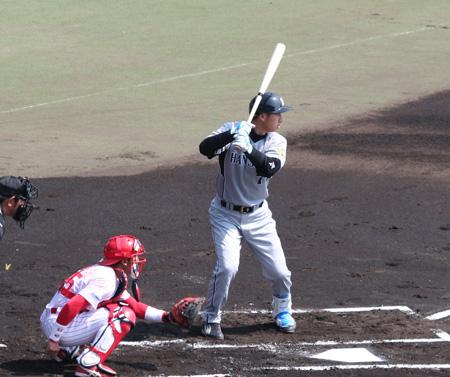 倉敷オープン戦②