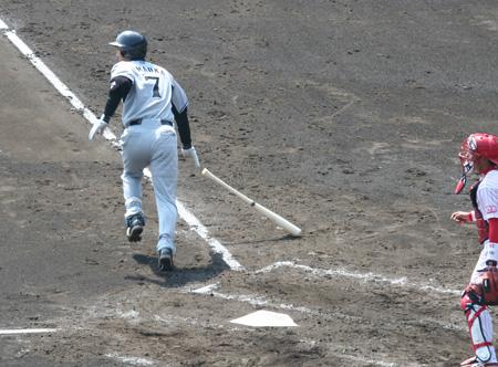 倉敷オープン戦⑳