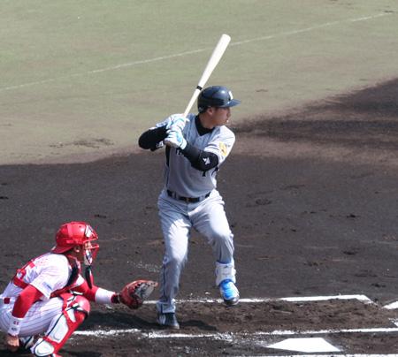 倉敷オープン戦③