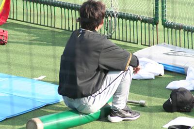 鳥谷選手②