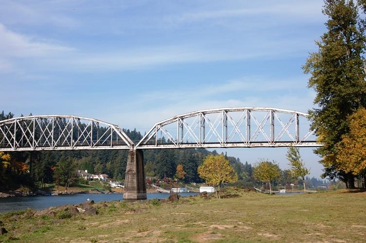 ウィラメット (Willamette)川2-2