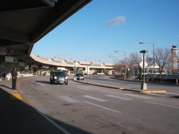 カンザスシティー空港1